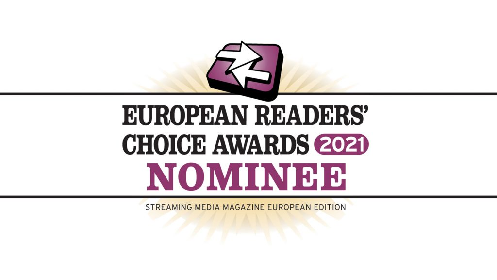 European Readerrs'Choice Awards 2021